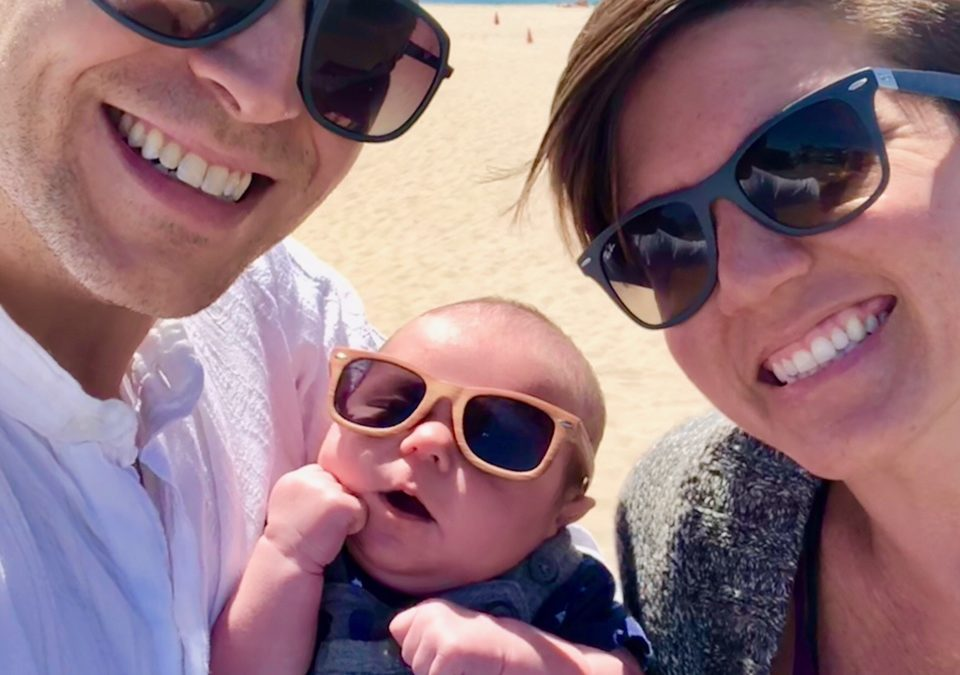 A New Mother's Fertility Journey via IVF and Surrogacy